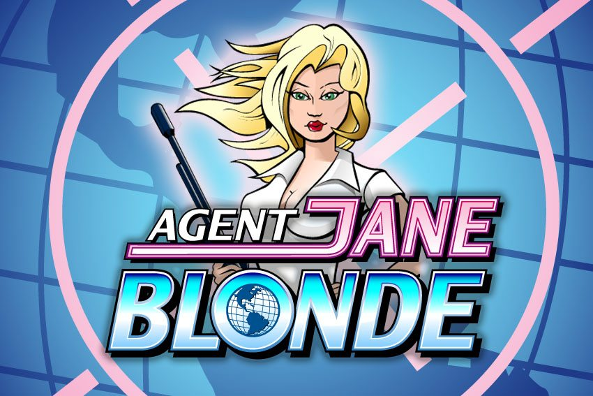 Agent Jane Blonde Slot Game – Play Online Instantly for Free
