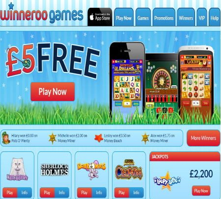 mobile slot games no deposit