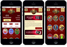 Casino UK Mobile Games