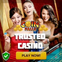 CoinFalls Mobile Payment Casino is fully licensed in the UK
