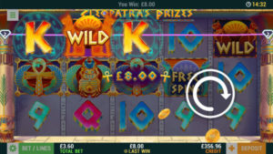 free spins slots game